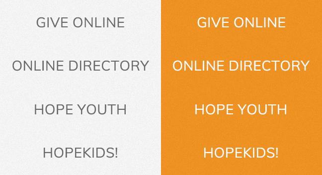 Give Online to Hope Christian Fellowship