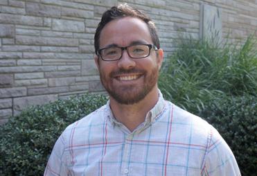 Youth Pastor Dave Hallahan