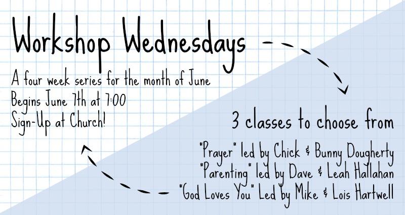 Workshop Wednesdays